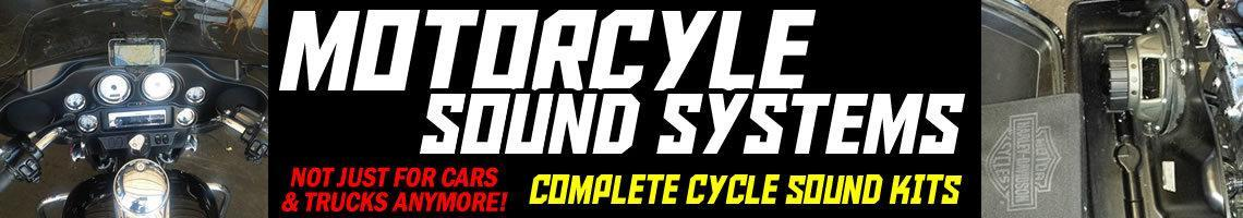 Motorcycle Sound Kits