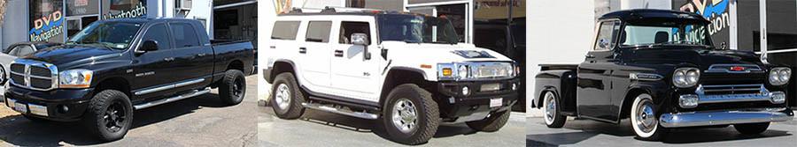 truck stereo